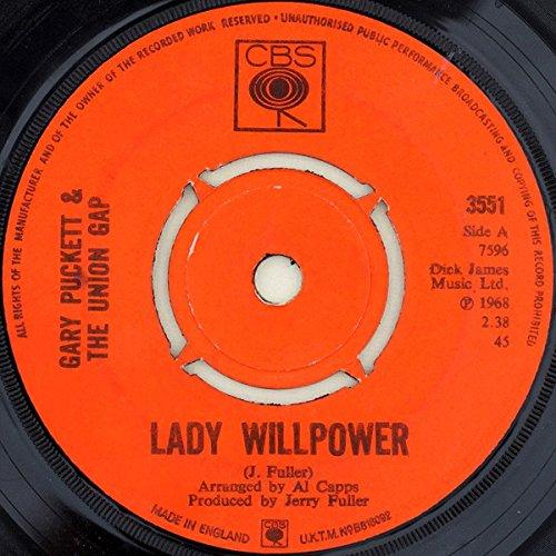 Gary Puckett & The Union Gap - Lady Willpower - 7
