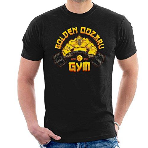 Cloud City 7 Dragon Ball Z Golden Oozaru Gym Men's T-Shirt
