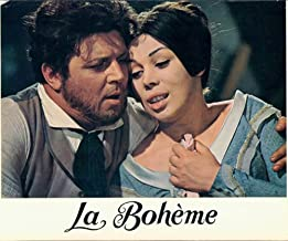 LA BOHEME 1965 ORIGINAL LOBBY CARD