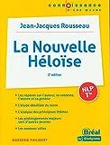 La nouvelle Héloise Rousseau - 2e édition