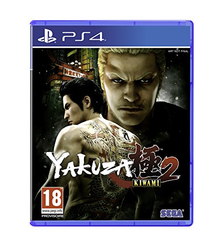 Yakuza kiwami 2 - PlayStation 4 [Importación francesa]