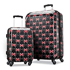 "SET INCLUDES 21"" Carry On (meets carry-on size restrictions for those traveling domestically and looking to stay light) and 28"" Spinner (maximizes your packing power and is the ideal checked bag for longer trips) 10 YEAR LIMITED WARRANTY: American To..."