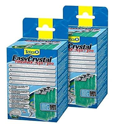 Tetra Sparset 2X EasyCrystal FilterPack C250/300 mit Aktivkohle, 3er Pack