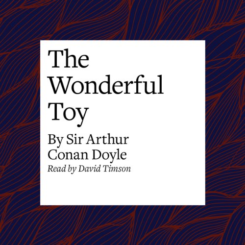 The Wonderful Toy audiobook cover art