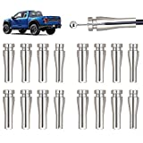 16 ENDS Latch Lock Cable Repair Kit Vehicle Door Replacement Parts for F-series, E-series, Ranger, Expedition,...
