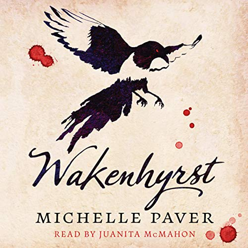 Wakenhyrst audiobook cover art