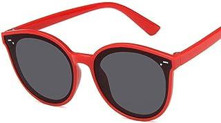 none_branded - Gafas de sol None de 3 a 7 años para niños y niñas, con diseño de ojo de gato