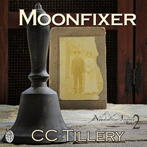 Moonfixer audiobook cover art