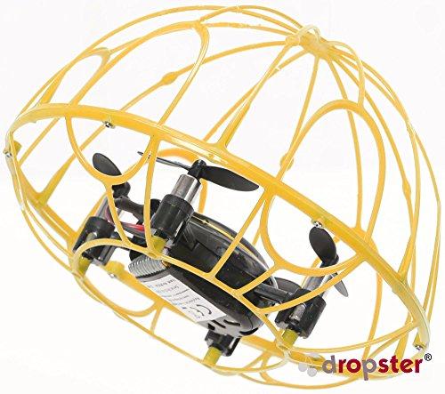 Rayline® RC Quadrocopter X3A gelb