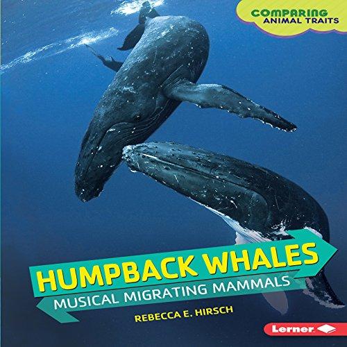 Humpback Whales audiobook cover art