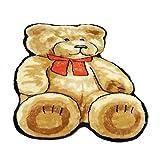 Walk on Me Kids Teddy Bear Rug (3x5 (39' x 55'))