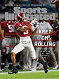 "Huge 13""x17"" Sports Illustrated Cover Poster of Alabama's Victory over Ohio State"