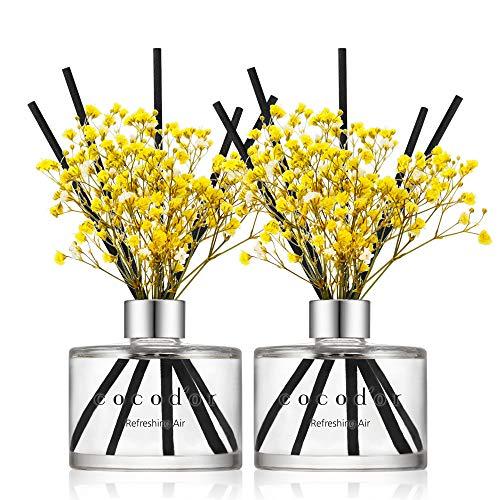 Cocod\'or konservierten Blume Diffusor/Erfrischende Luft/200ml, 2 Stück/Raumduft, Duftöldiffusoren, Duftstäbchen, Wohnaccessoires & Deko, Aromatherapie