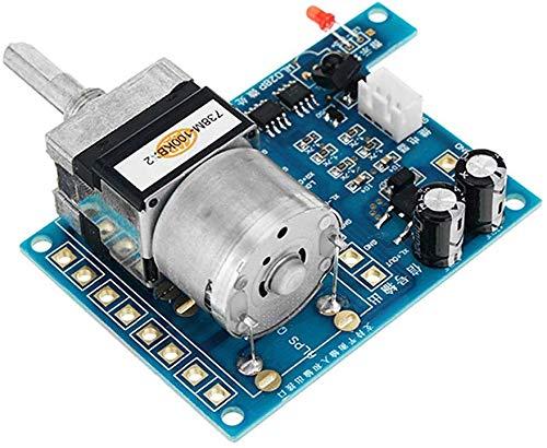 Szlsl88 volumeregelaar plaat componenten audio versterker module duurzaam gereedschap met indicator licht elektrische afstandsbediening potentiometer infrarood Dc 9V motor accessoires