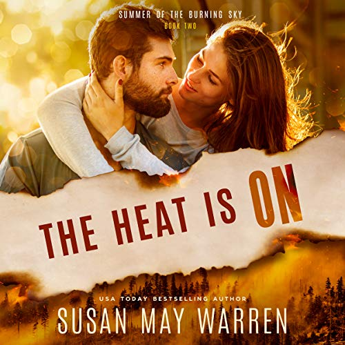 The Heat Is On audiobook cover art