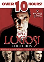 Bela Lugosi Collection - 9 Movie Pack