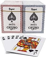 Regal Games Playing Cards, Standard Index, Poker Size Cards, Set of 12 Decks
