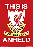 GB EYE LTD SP0041 Maxi-Poster Liverpool, This is Anfield,