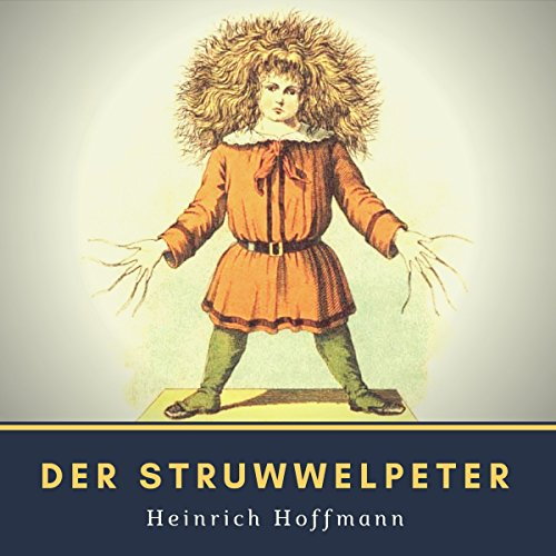 Der Struwwelpeter audiobook cover art