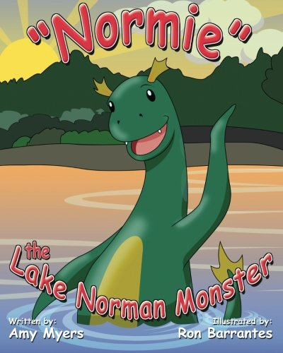 """""""Normie"""" the Lake Norman Monster"""