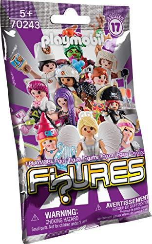 PLAYMOBIL Figuras Serie 17 niña  70243