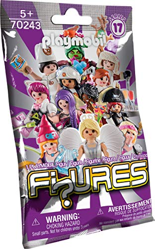 PLAYMOBIL PLAYMOBIL Figures 70243 PLAYMOBIL-Figures Girls (Serie 17), ab 5 Jahren