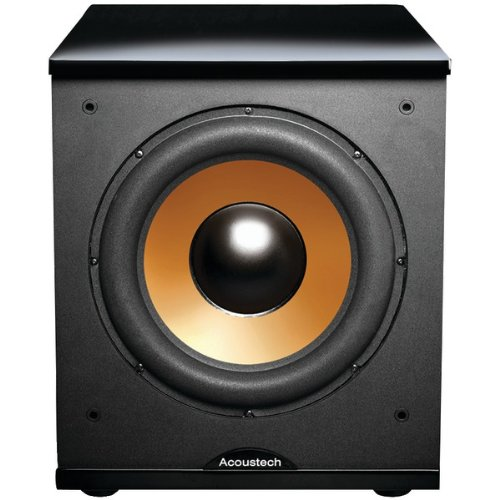 "BIC AMERICA H-100II 12"" Front Firing Powered Subwoofer"