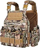 CAMO Quick Release Tactical Outdoor Vest (CP)