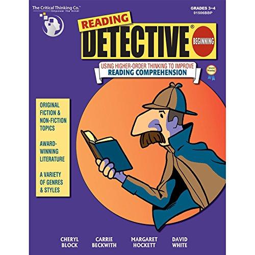 Reading Detective, Beginning Book