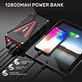 Zoom IMG-2 buture avviatore batteria auto 800a