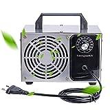 KOWE Generador De Ozono, 28G / H Ionizadores De Aire De Máquina De Ozono Más Frescos Profesionales con Interruptor De Sincronización,24g/h