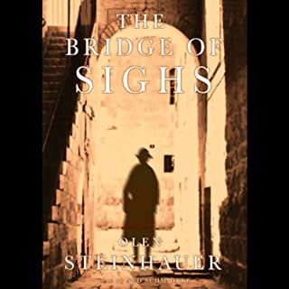 The Bridge of Sighs audiobook cover art