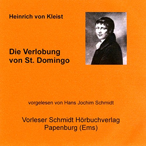 Die Verlobung in St. Domingo audiobook cover art