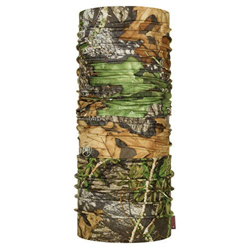 Buff Erwachsene Coolnet Uv+ Multifunktionstuch, Obsession Forest Green, One Size