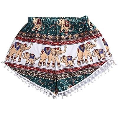 Litetao Women Hot Pants Yoga Skinny Sport Gym Pants Running Elastic High Waist Summer Shorts