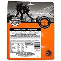 EXPEDITION FOODSexpeditionfoods.com Asian Noodles with Chicken and Mixed Vegetables | Freeze-Dried Camping & Hiking Food