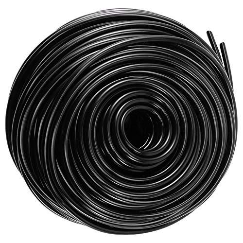 Dasing 50 m Bewässerungsschlauch 4/7 mm Schlauch Tropfschlauch Gartenbewässerungssystem