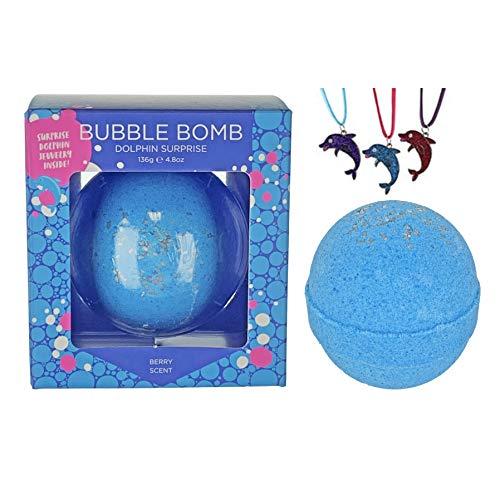 Dolphin bubble bath bombs