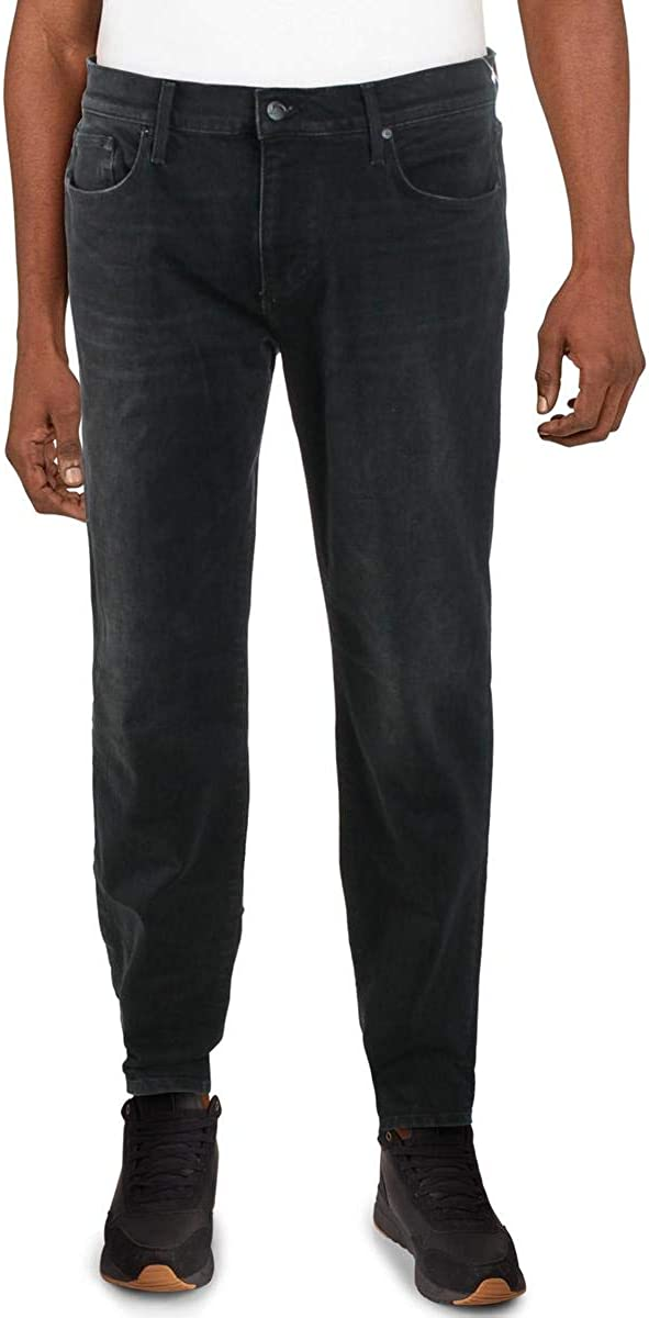 Joe's Jeans Mens Mid-Rise Straight Leg Classic Jeans