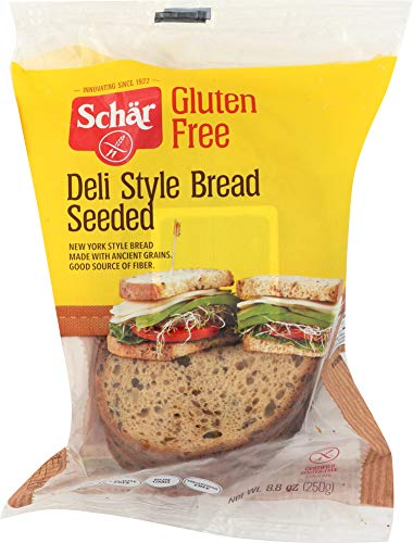 (NOT A CASE) Deli Style Bread Seeded