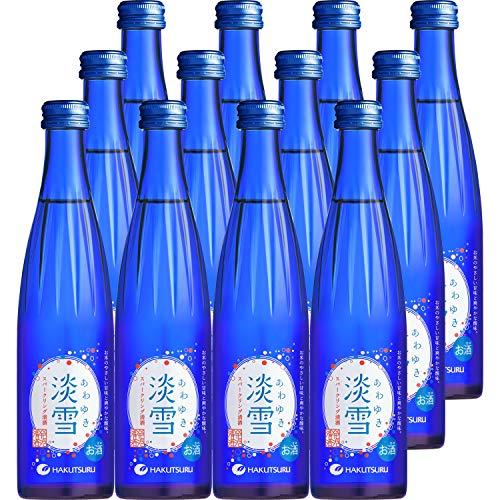 白鶴 淡雪スパークリング [ 日本酒 兵庫県 300ml×12本 ]
