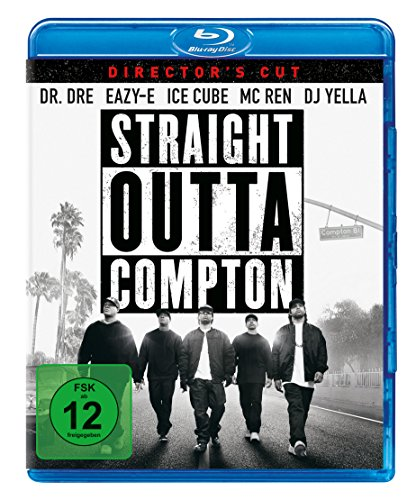 Straight Outta Compton [Blu-ray] [Director's Cut]