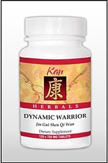 Kan Herbs - Dynamic Warrior 120 tabs [Health and Beauty]