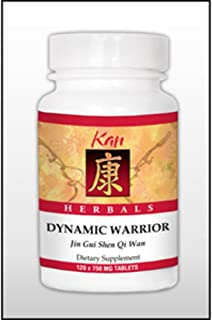 Kan Herbs - Dynamic Warrior 120 tabs [Health and Beauty]