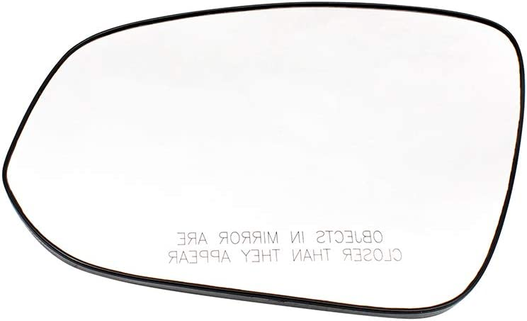 Brock Replacement Japan Max 48% OFF Maker New Driver Door Mirror Base Glass with Compatible