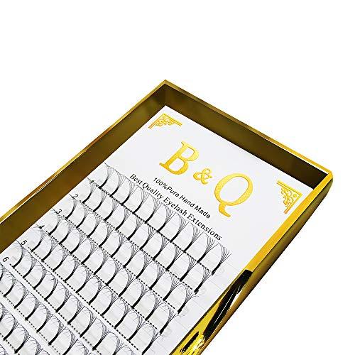 Pestañas Grupo marca B&Q Eyelash