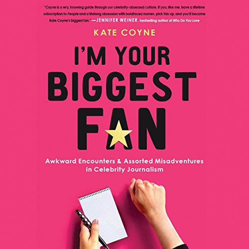 I'm Your Biggest Fan audiobook cover art