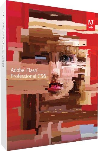 Adobe Flash Professional CS6 Upgrade von CS3, CS4, CS5