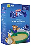 Nurtulac Baby Cereal 6+ Months Old – Wheat with Milk – 350g