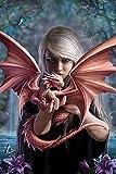 Poster, Motiv: Anne Strokes – Dragonkin – 61 x 91,5 cm